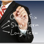 事業計画は長期スパンで考える?息の長い経営をするために